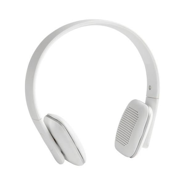 63538613cb8 Kreafunk aHead White Edition Bluetooth Headphones   hardtofind.