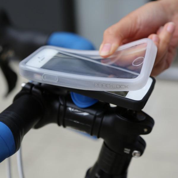 more photos 573dd cfc84 Quad lock iPhone 5 bike mount kit