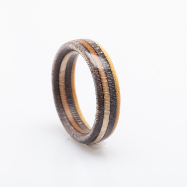 Recycled Skateboard Ring  afec3d8157f