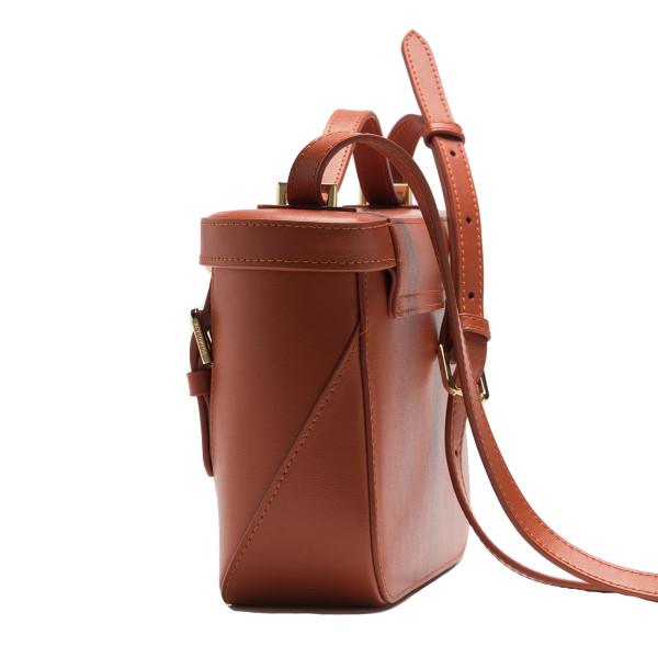 f7d65dcbe2c Classy leather crossbody flap shoulder bag buckle bag for women