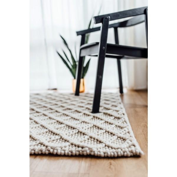 LIVONE Kids rug Happy Rugs PLAYTIME silver-gray//white 120x180cm