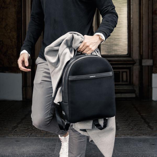 eeafbc31fae4 Vibrant Dome Backpack (Black)