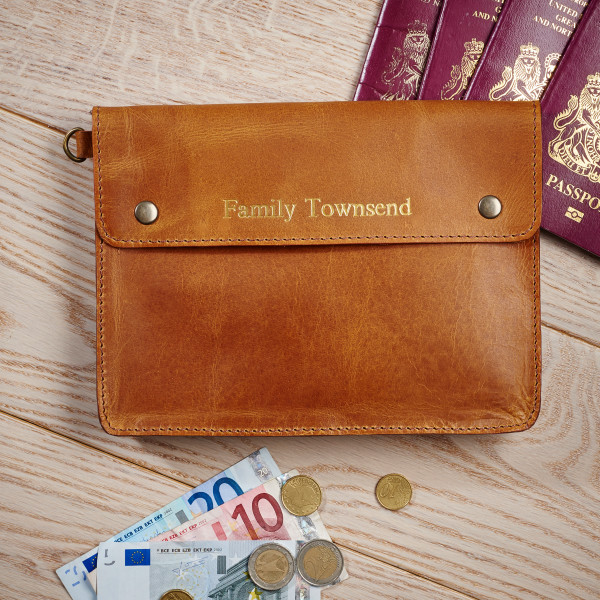 6bac193e1ccf Tan Family Travel Wallet