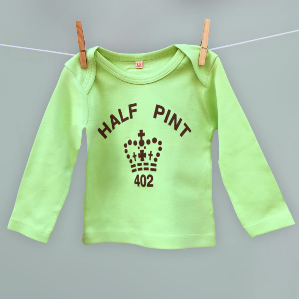 88e55073 Matching pint and half pint t-shirt set for dad and son or daughter - Mint  Choc Chip | hardtofind.