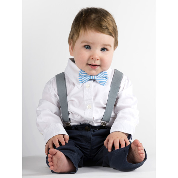 2b9431df0f3e Mr Jackson baby and toddler bow tie and suspender set | hardtofind.