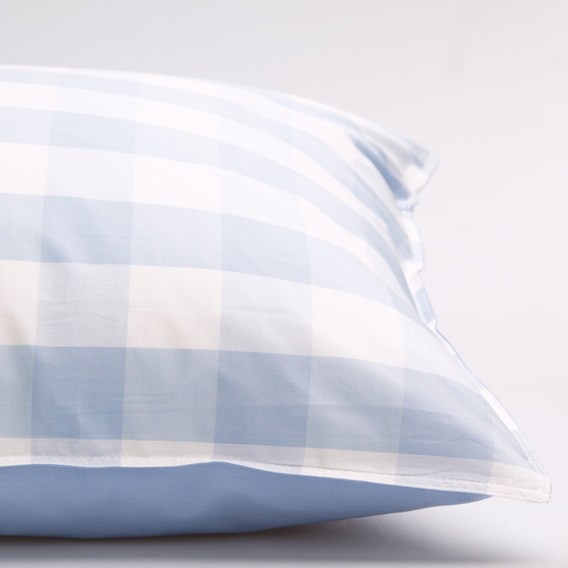 Quilt covers doona covers quilt cover sets hardtofind blue gingham doona cover set gumiabroncs Gallery