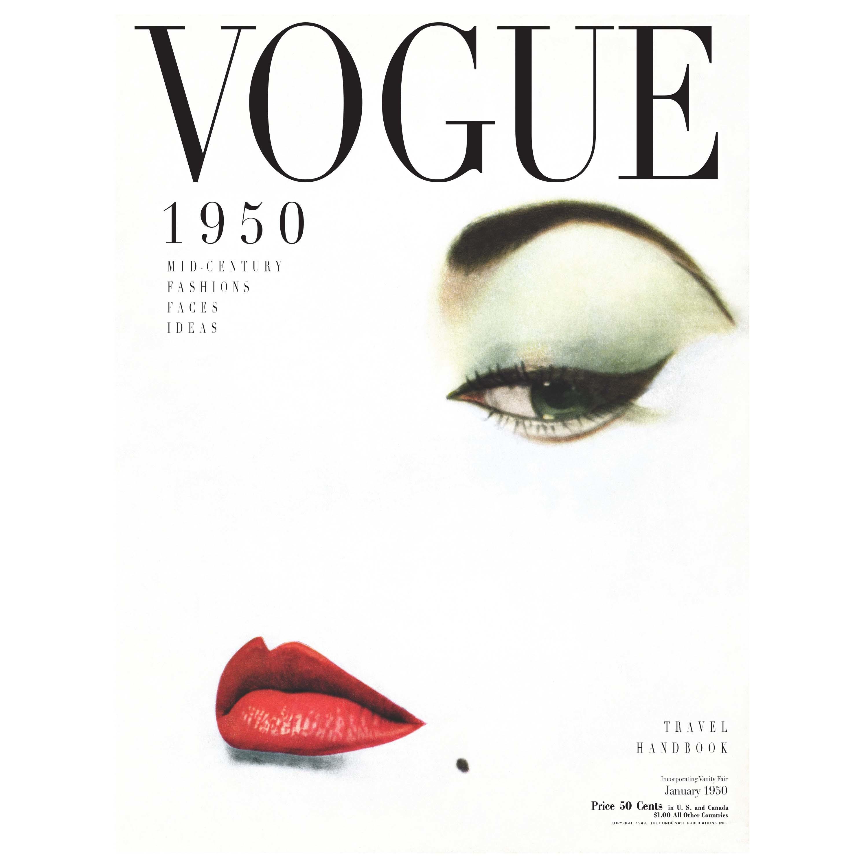Vogue Cover 1950 Print Hardtofind