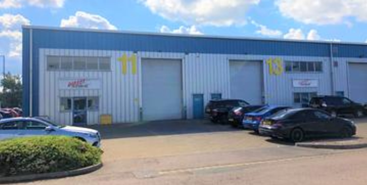 *UNDER OFFER* Unit 11, IO Centre, Hearle Way, Hatfield AL10 9EW