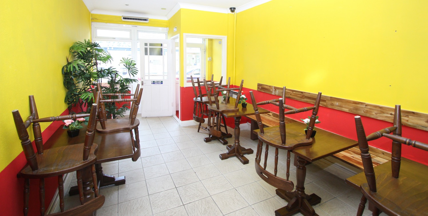 Restaurant Premises  NIA 82.34 sq m (886 sq ft)