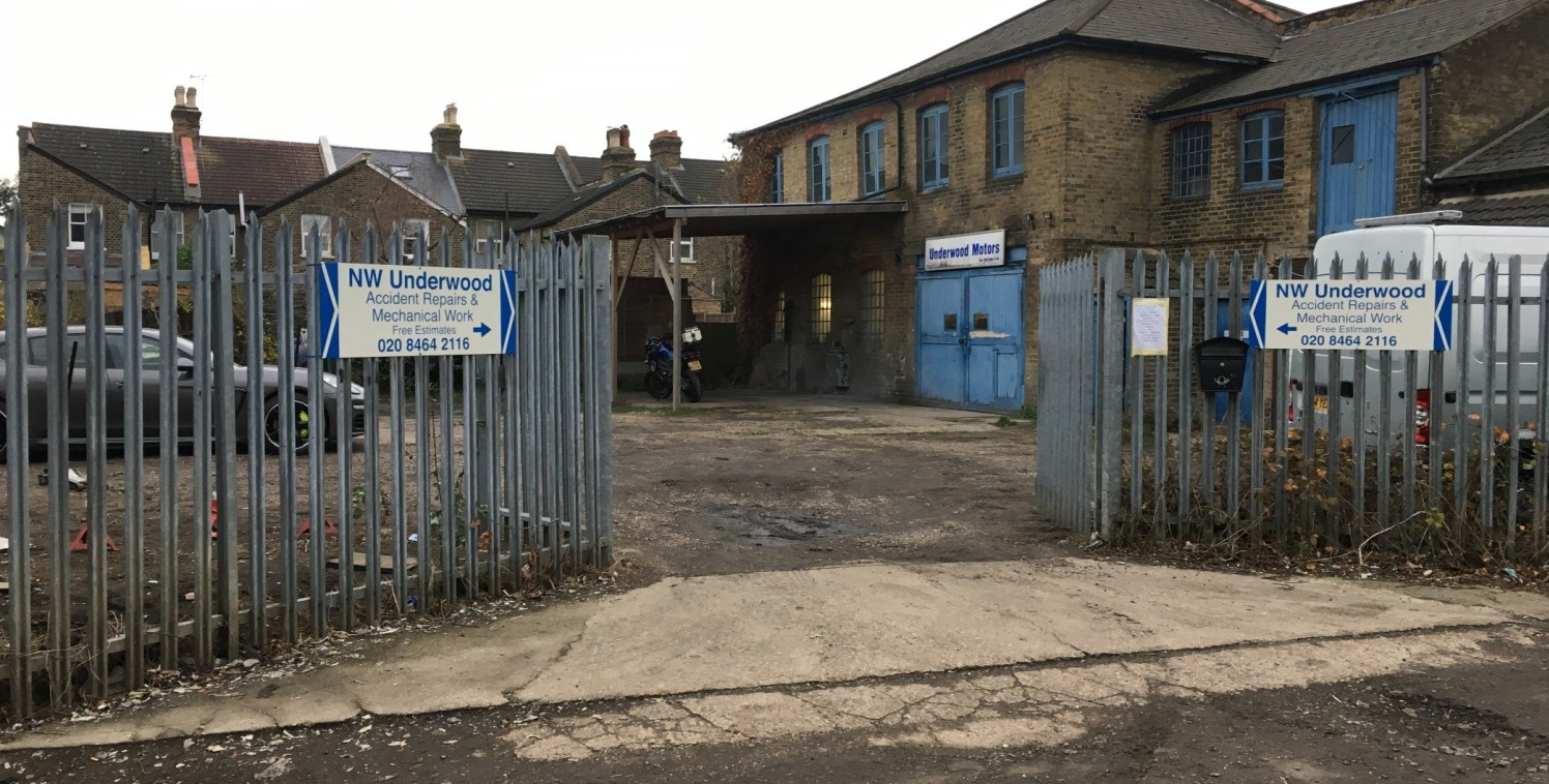 - Site area approximately 0.14 acres (0.06 hectares)  - The site comprises a period semi-detached building of solid construction extending to approximately 2,000 sq ft, used currently for motor vehicle repairs.  - The site is situated approximately 1...