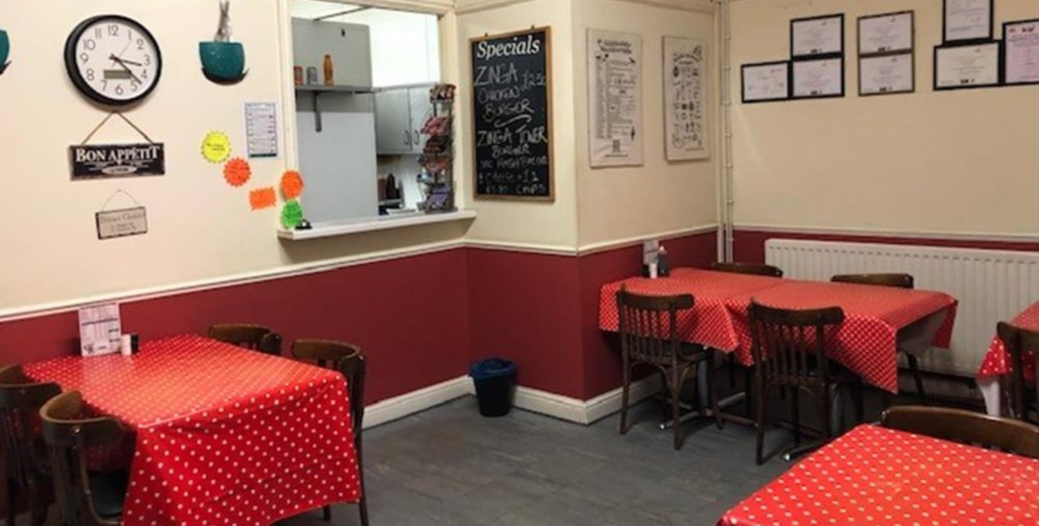 Established Cafe Located In Brierley Hill For Sale\nLocated On An Industrial Estate\nSign Written Delivery Van Included (Over 50 Regular & Repeat Delivery Clients)\n5* Food Hygiene Rating\nRef 2351\n\nLocation\nThis established Cafe is located within...