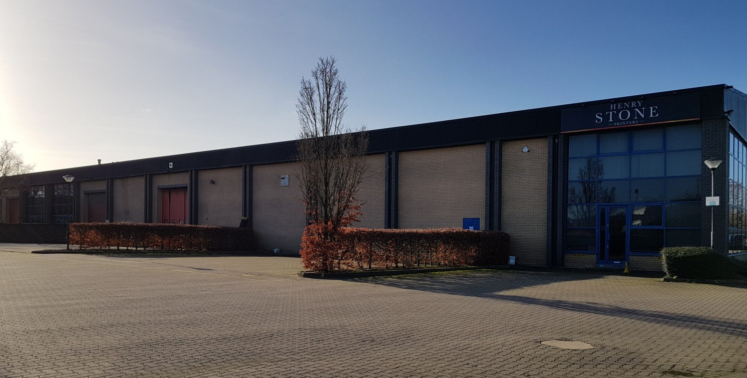 The premises comprise two modern attached industrial/warehouse units benefiting from 2 storey offices. Units 9 & 10 were built in the 1990's and have an eaves height of 6.00m. Each unit has loading from the front elevation with additional parking to....