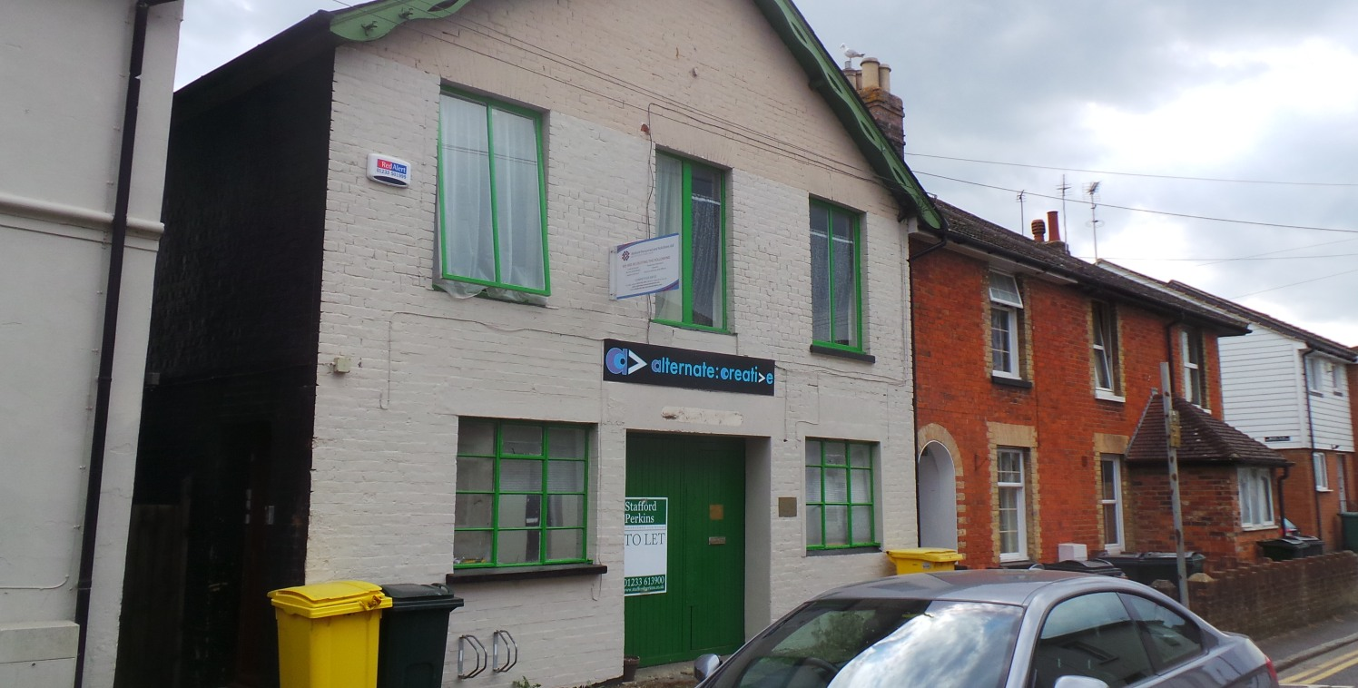 This effectively end-terraced building of solid brick construction has been refurbished and provides 4 separate 1st floor office/studio/storage areas with this one being towards the rear of the premises with the benefit of WC facilities. The premises...