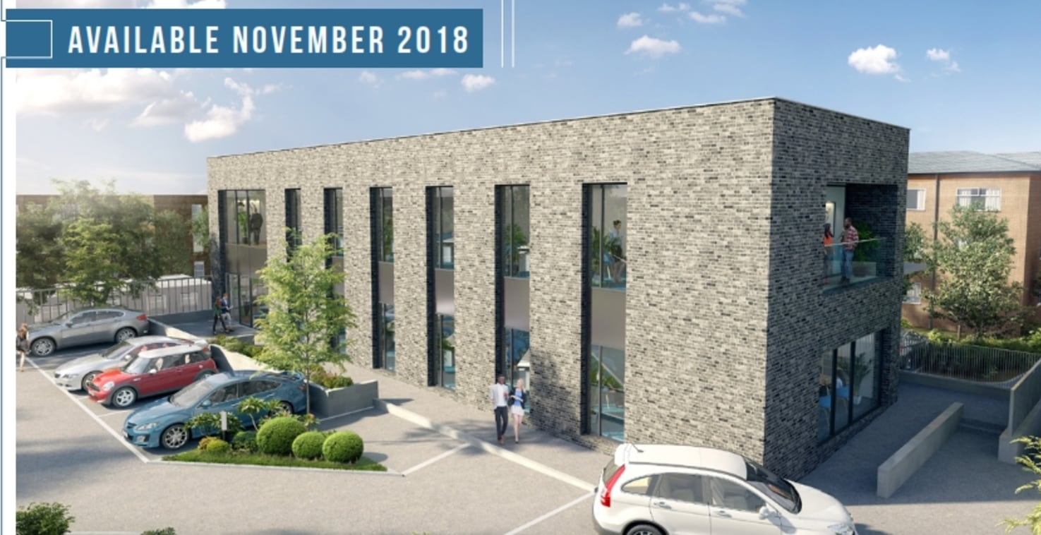 The brand new office space is being constructed to an  exceptional standard to include the following:   A self-contained, first floor office suite   Grade A specification   Large open plan floor suitable for a variety of fit-out styles   Modern, flex...