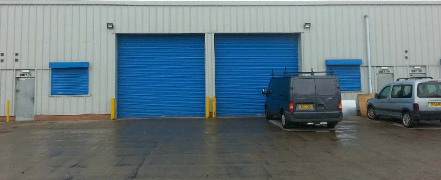 Good Quality Industrial/Workshop in Prominent Location