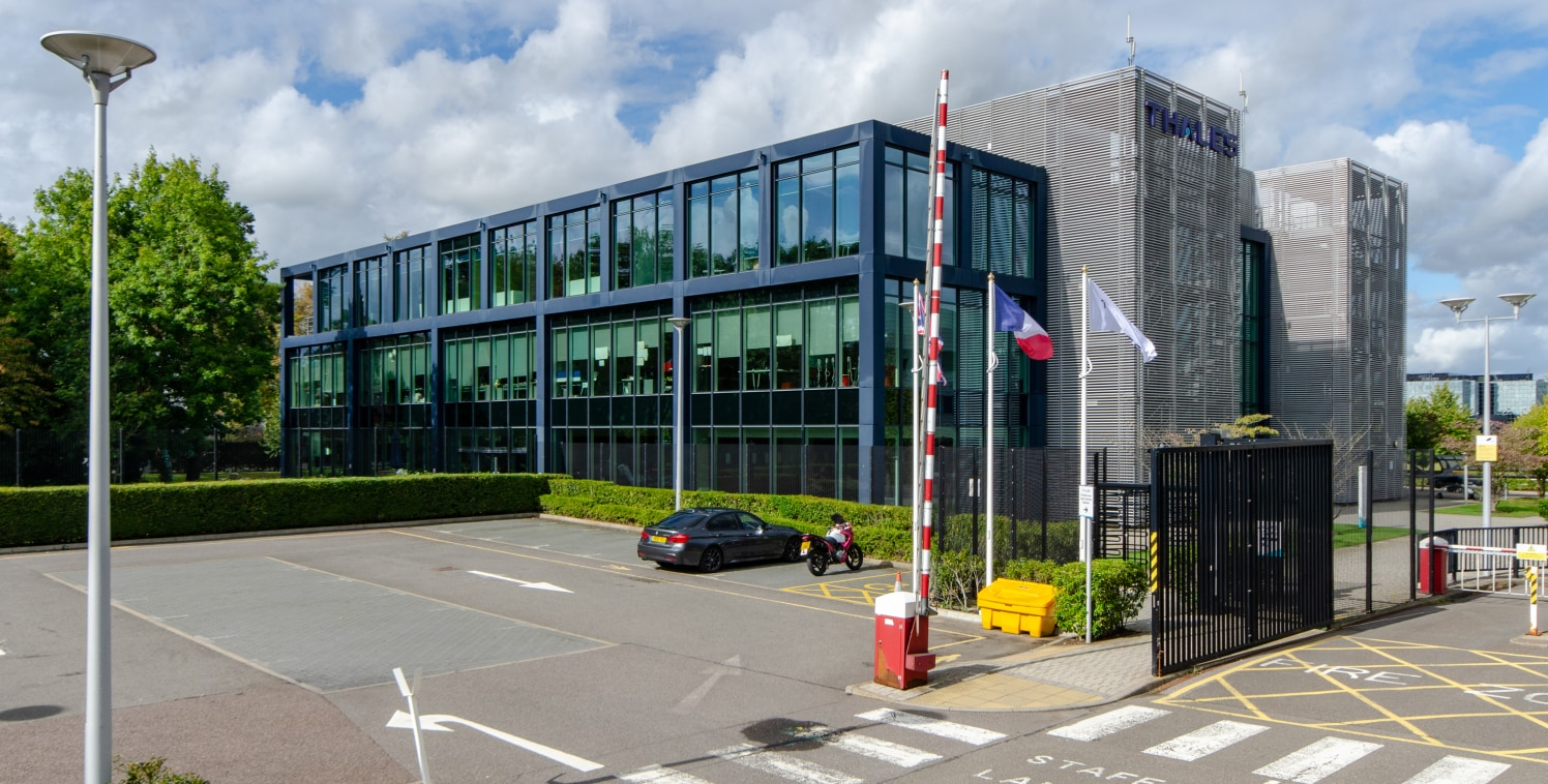 * Grade A HQ office building  * Prominent location   * Allocated car parking (1:305 sq ft)