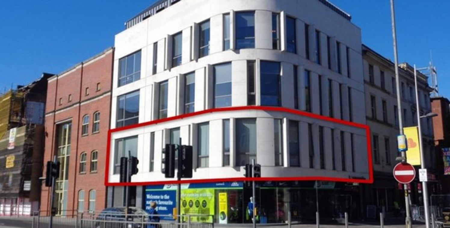 83 – 85 Victoria Street, Belfast, BT1 4PB, | OKT (O'Connor Kennedy Turtle) - Commercial Property Consultants
