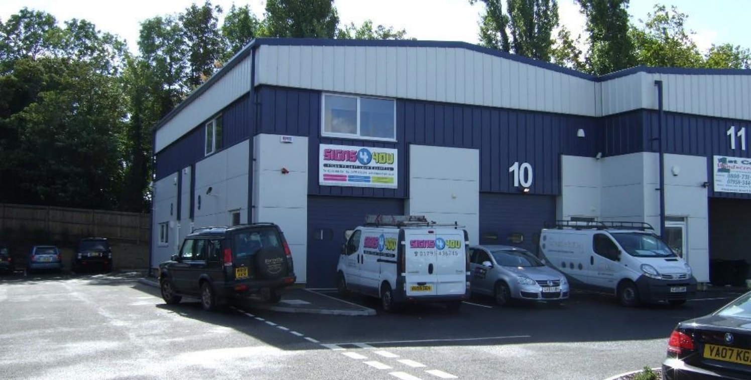 This unit is of steel portal frame construction and has been created within a terrace of similar units, providing some 645 sq ft of accommodation on the ground floor whilst on the first floor there is a further 645 sq ft of office accommodation. The...