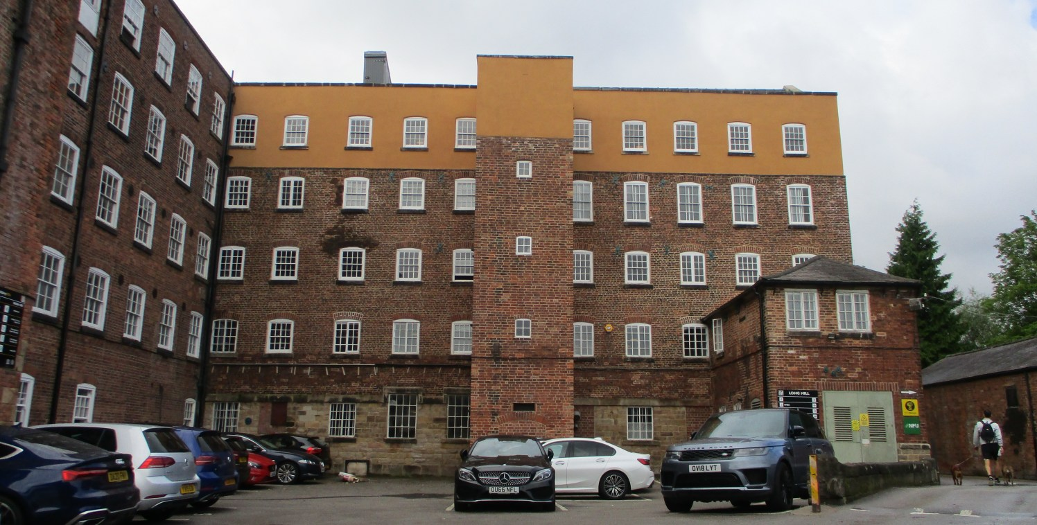 The first floor of The Long Mill provides a unique opportunity to occupy space within a highly individual and imposing building within the popular Darley Abbey Mills complex within a World Heritage location.   The property has undergone a complete re...