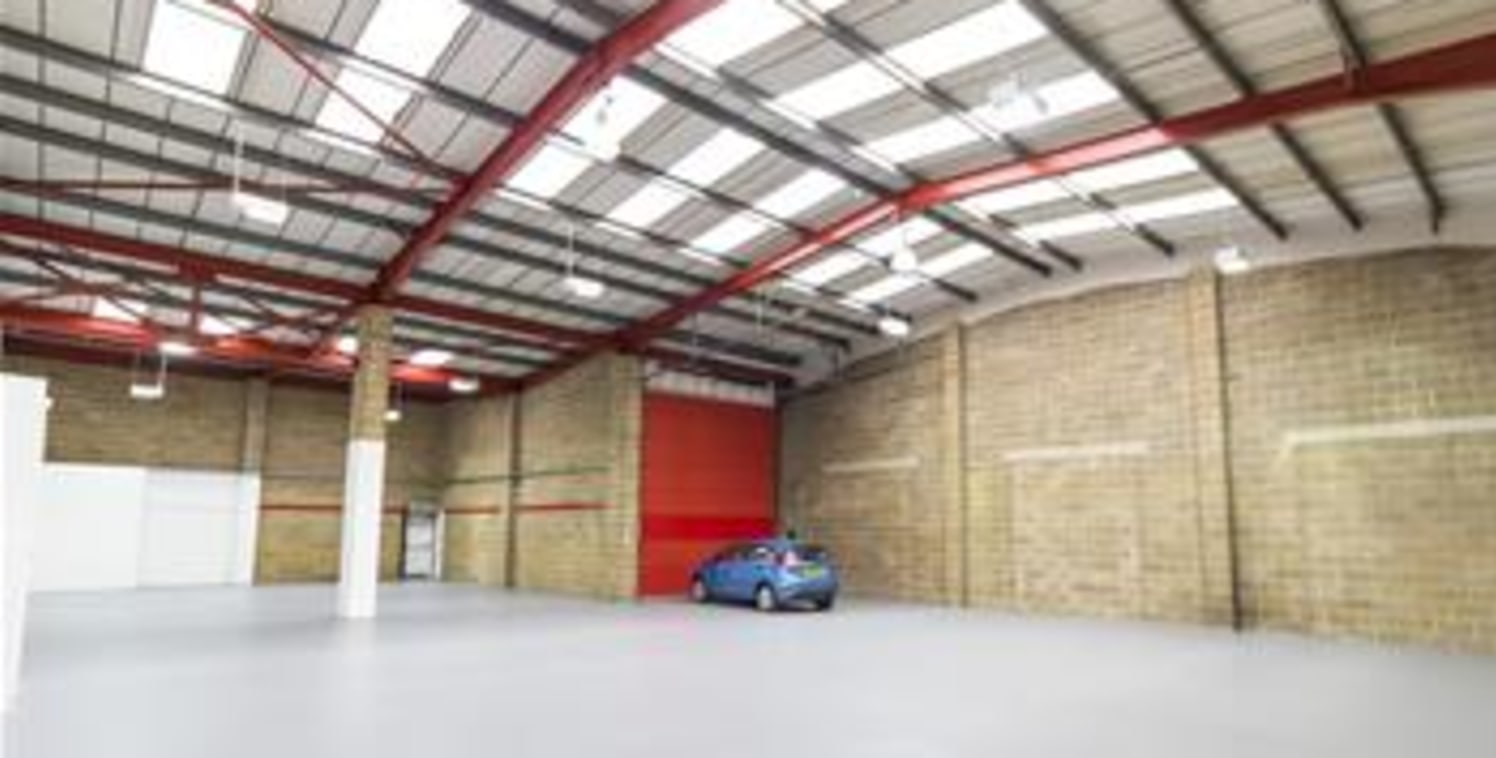 The premise comprise an industrial/warehouse building of steel portal frame construction. The warehouse is arranged over the ground floor with ancillary office accommodation available on the ground and first floor levels. Loading is available via a f...