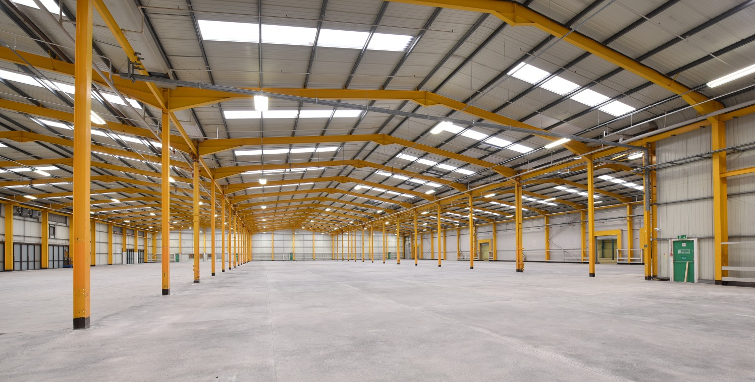 Secure self contained site. Loading to two elevations. 3 dock level loading doors. 7 level access loading doors. Loading to 2 elevations. 86 dedicated car parking spaces. Eaves height of between 5m and 7m. Modern offices. Potential high power supply...