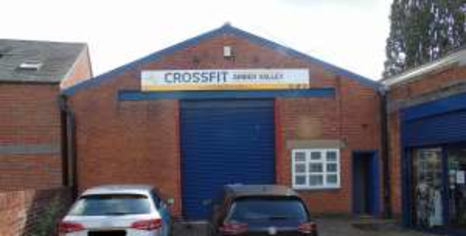 Total Gross Internal Area: 216.3 sq.m / 2,327 sq.ft. Rare industrial unit in Belper town centre. D2 planning use, may be suitable for other uses (STP)....