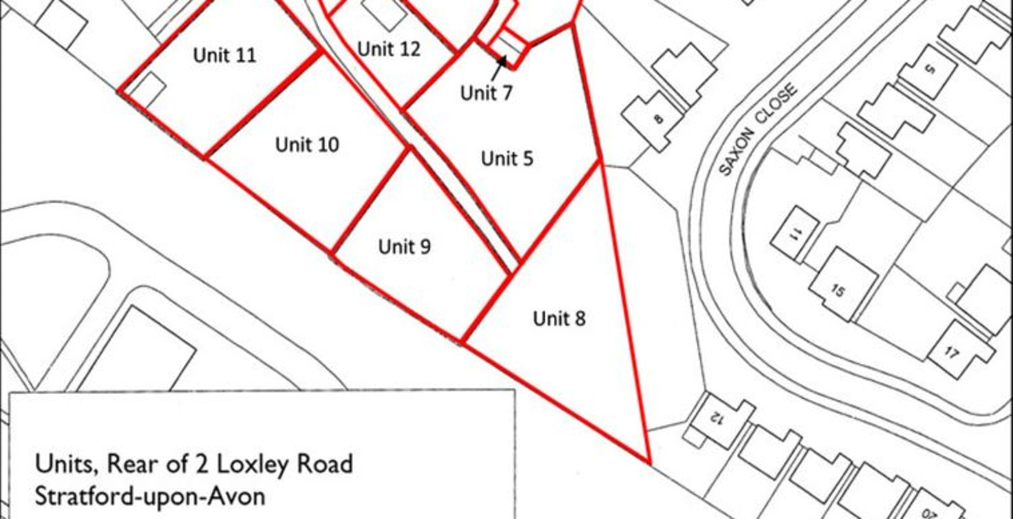 Open Storage Land / Compounds  Convenient Location  Some Compounds Fenced  No Buildings or Mains Services Provided