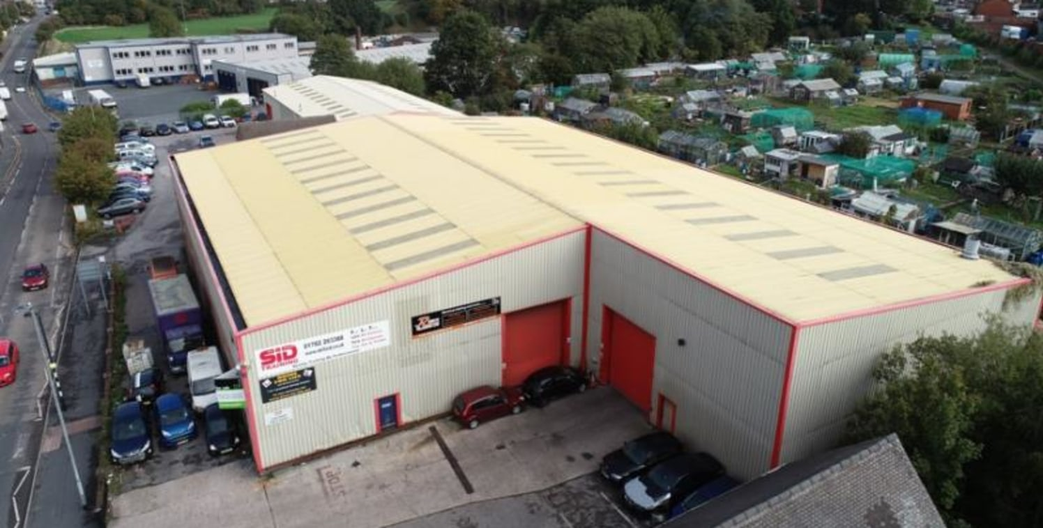 The property is comprised of a self-contained industrial unit with an adjoining two storey office block, constructed of steel portal frame with a combination of masonry and profile clad elevations beneath a pitch, steel profile clad roof surface inco...