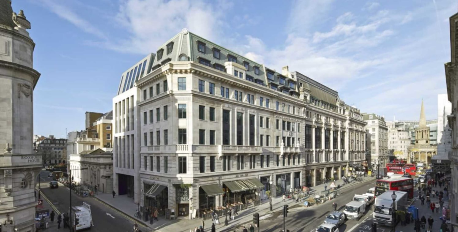 A1 Retail lease for sale on Great Portland Street, Marylebone. The premises is arranged over the ground floor and basement, covering a total of 1.400 sq. ft....