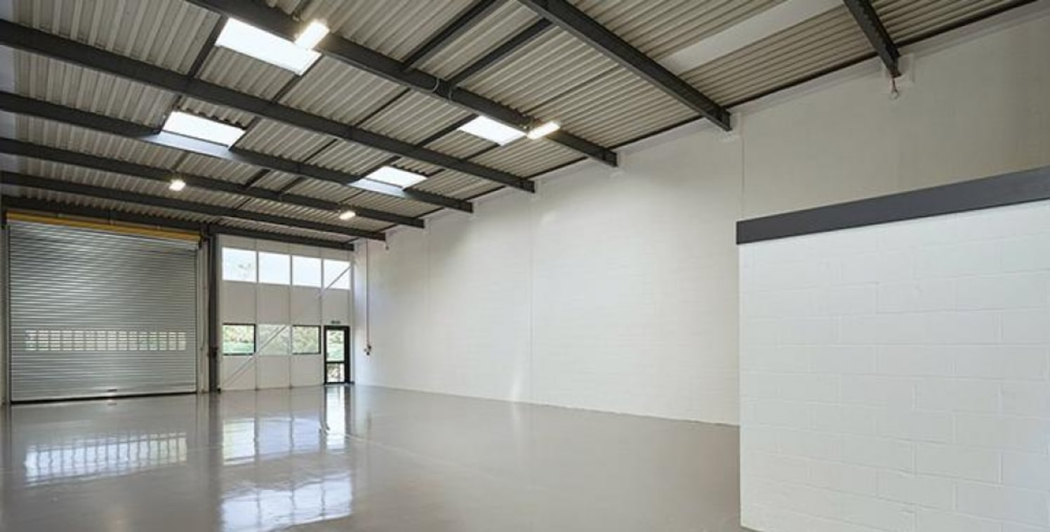 Refurbished Industrial Warehouse Units