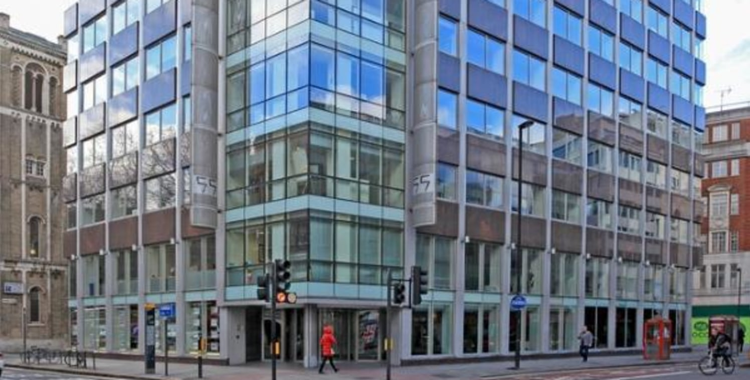 55 NEW OXFORD STREET  LONDON  WC1A 1BS  SUPERB HIGH QUALITY OFFICE TO LET, CLOSE TO TOTTENHAM COURT ROAD WITH EXCELLENT NATURAL LIGHT