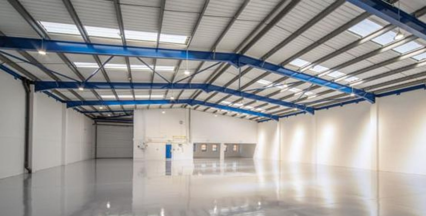 Industrial/Warehouse Unit - To Be Fully Refurbished