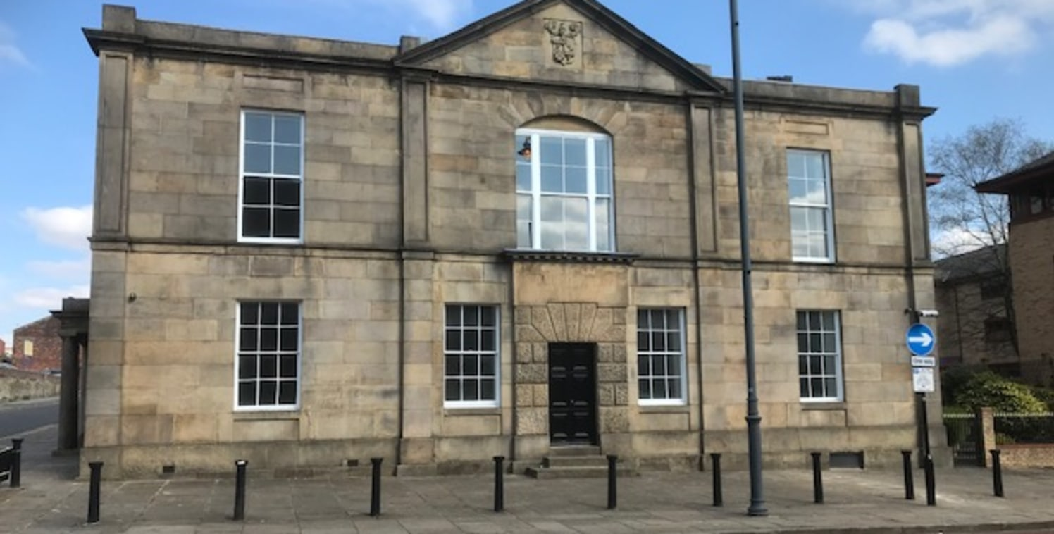 A blank canvas space within the listed former Town Hall of Bolton with character and synergies of a full functioning bar & venue adjoining operated by the owner.  A layout of the space is provided within the particulars but allows for external seatin...