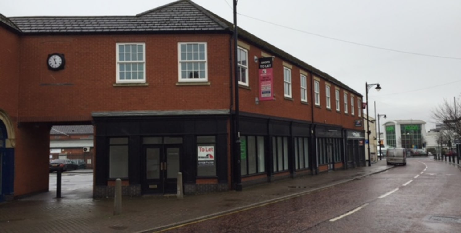 The premises comprise a terrace of retail units which have been developed with the regeneration of this element of the town centre. The premises are newly fitted out to a very high standard with internal electrically operated security blinds, suspend...