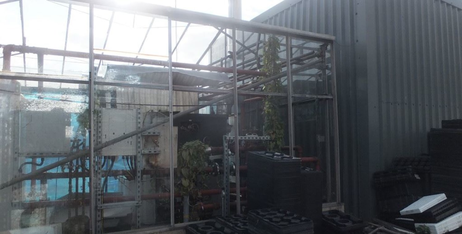 Business Opportunity to Rent a Working Ornamental Nursery  1.57 hectares (3.9 acres)   Vehicular access to the B4215 2478m² (25600ft²) Heated Venlo glass with thermal screens 985m² (10600ft²) heated assisted glass with fan ventila...