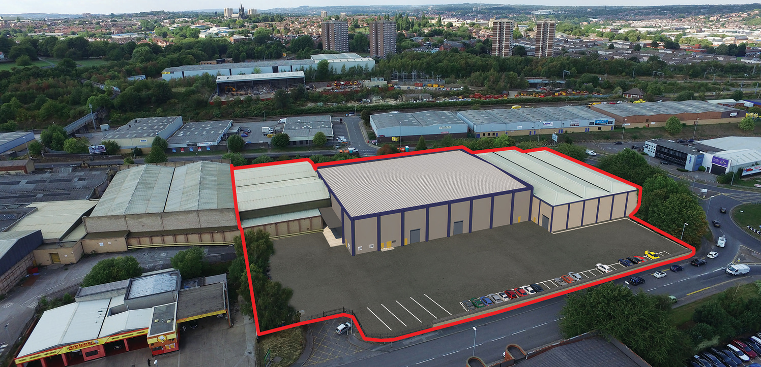 Gelderd Cross with it's prominent main road frontage, comprises a fully refurbished 62,000 sq ft industrial/ warehouse unit.   The unit is in an established industrial location and benefits from being situated within easy access of both Leeds City Ce...