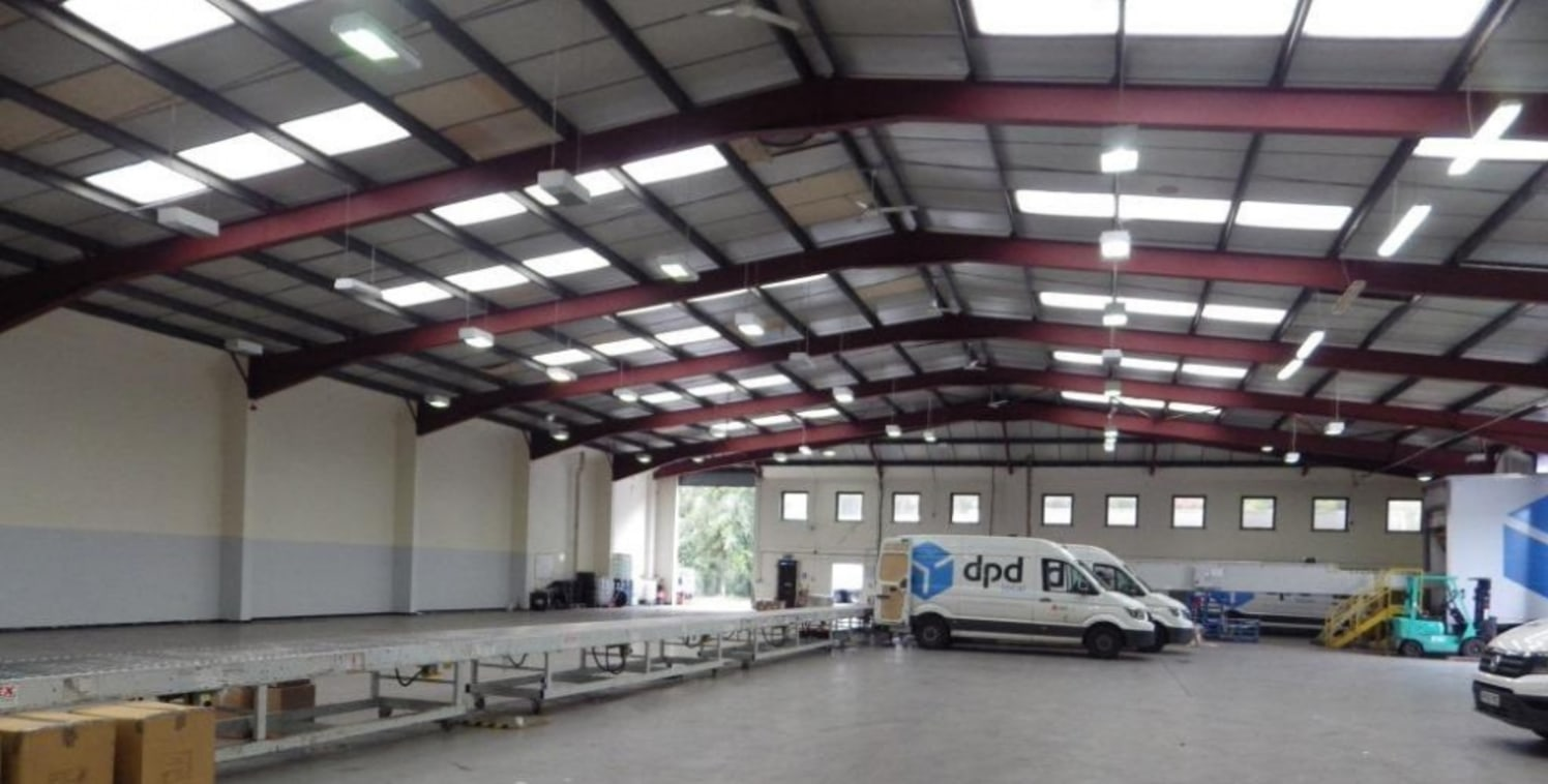 Industrial/Warehouse Premises