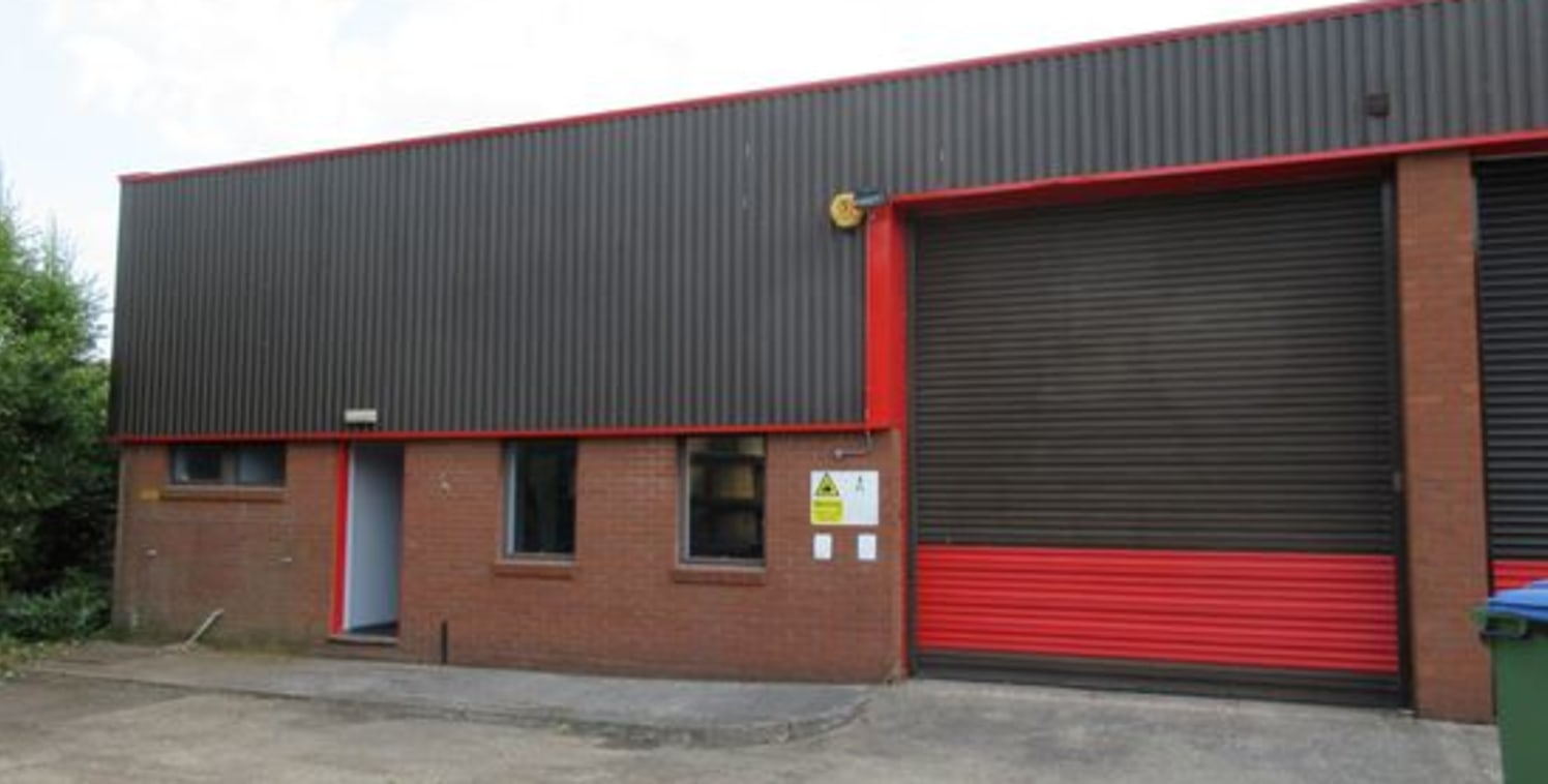* End of terrace factory/warehouse on well established modern business park.