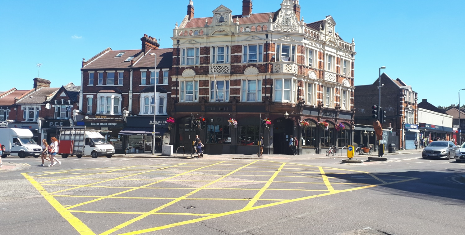 The unit is situated along a busy parade on the west side of Hoe Street close to the junction with Forest Road.   The area is fast improving and benefits from a good mix of independent and established retail users including, Yard Sale Pizza, Clapton...