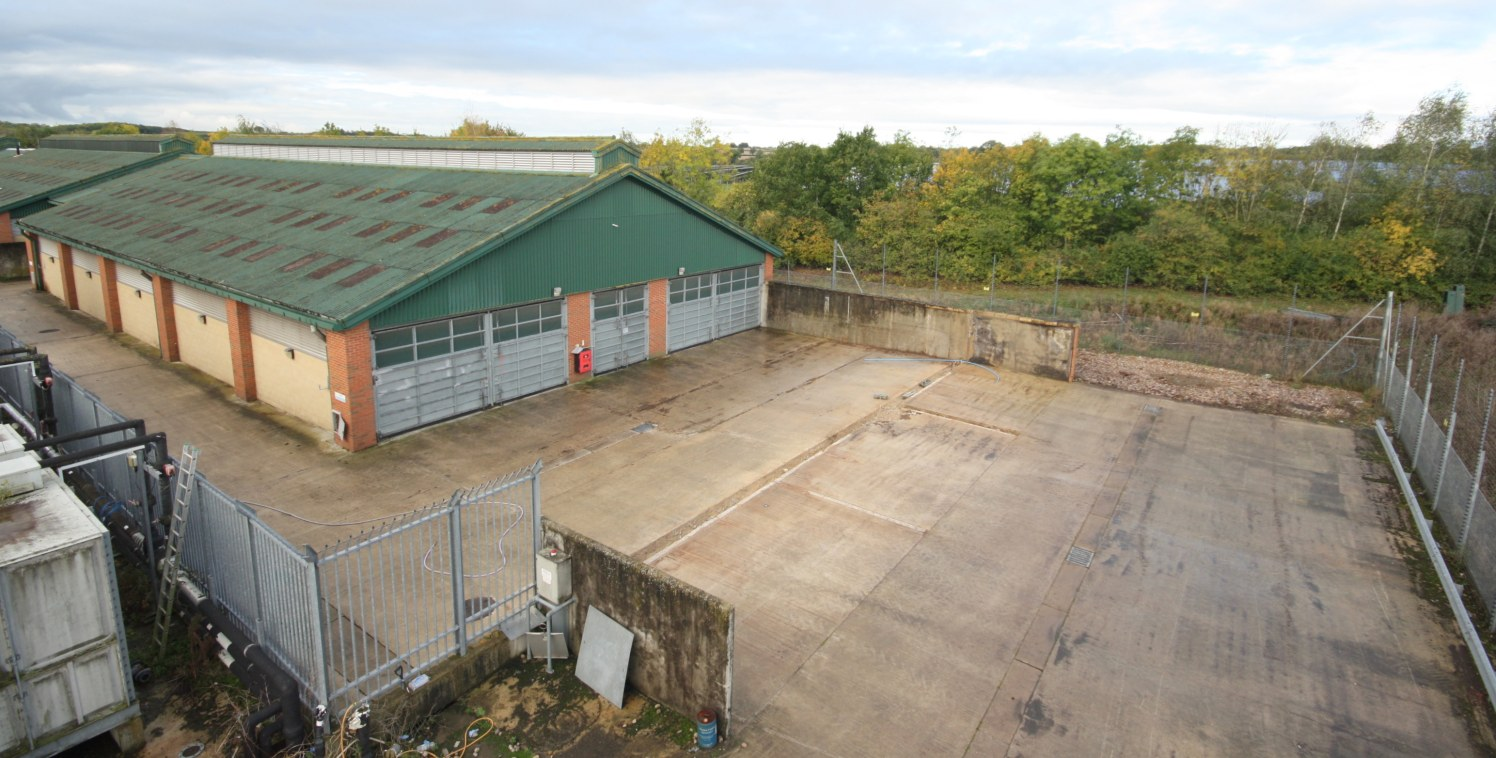 p>\n A steel portal frame building with profile roof sheets, sheet walls with blockwork at low level and new roller shutter doors to be installed shortly. The building is due to be internally refurbished with new power floated concrete floor, new lig...