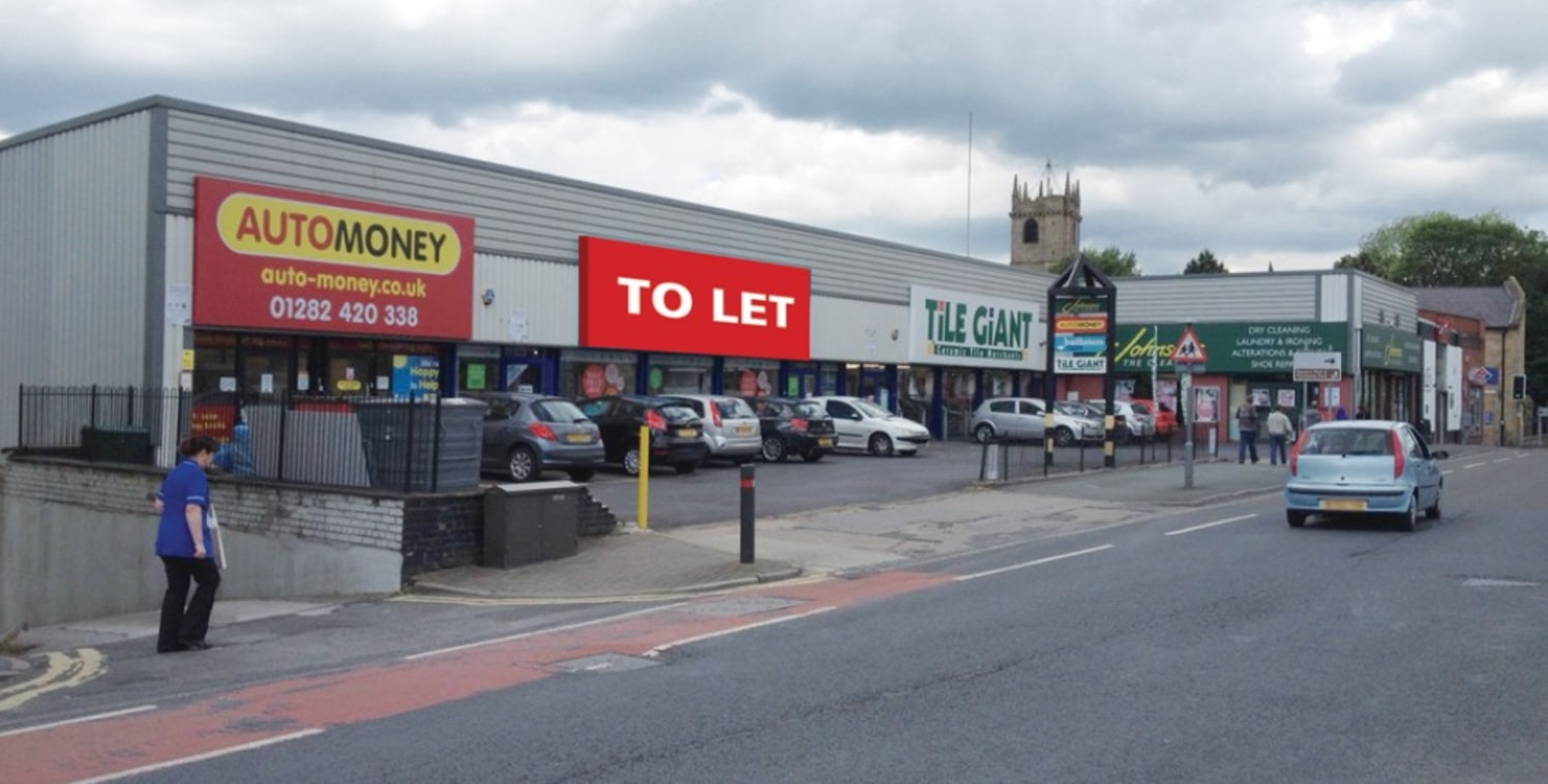 "<p>A fully refurbished former showroom, now separated into 4 trade retail units, prominently situated on an arterial route into Burnley town centre. Dedicated private parking available.</p><ul>  <li class=""p1"">Prominent retail premises with storage</..."