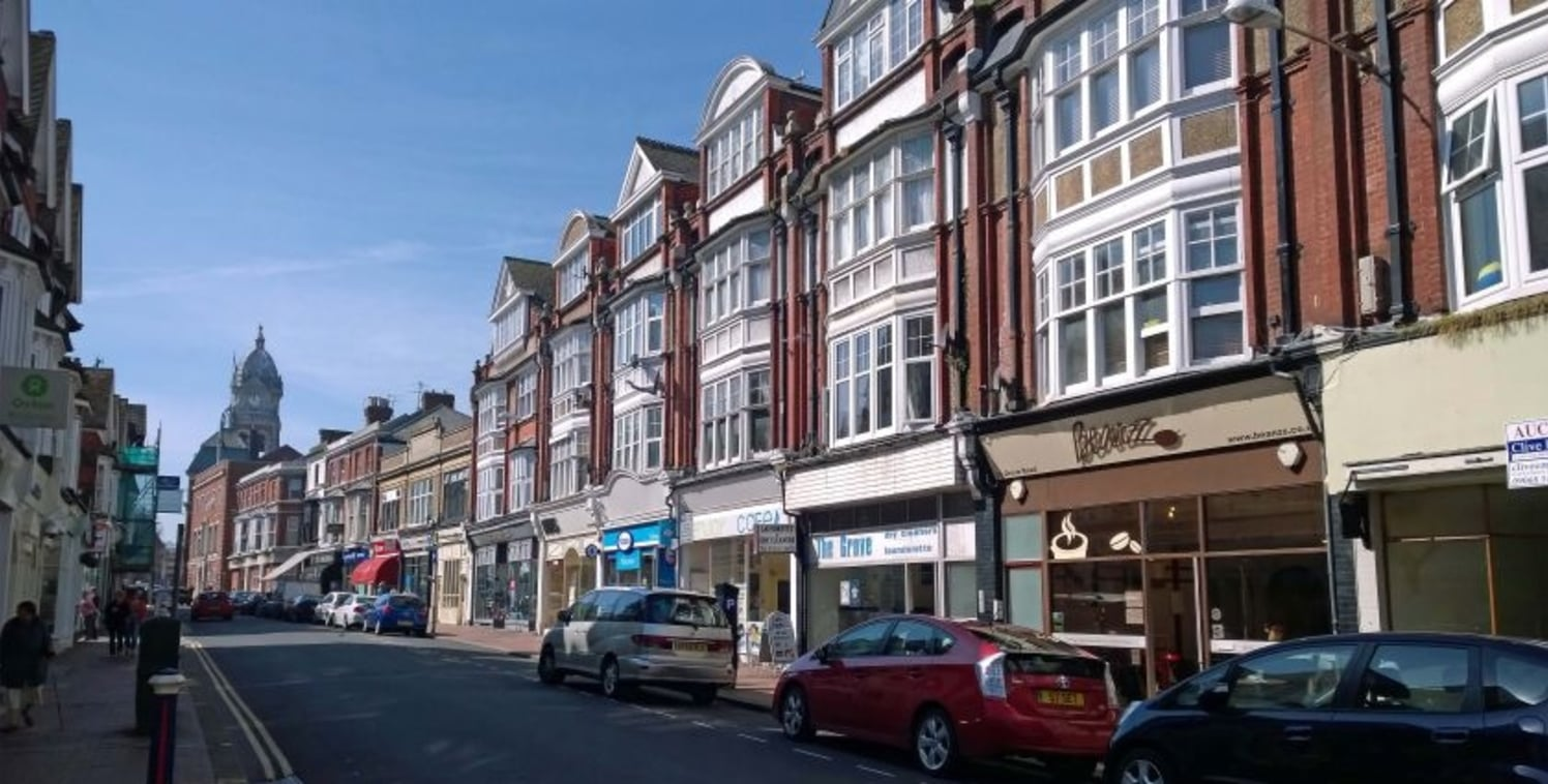 EASTBOURNE RETAIL REQUIREMENT Client seeking retail shop with residential upper parts in the Eastbourne or surrounding area. Freehold or leasehold considered up to £500,000 or £25,000 per annum rental. Please contact Simon Hunt 01323 7001...