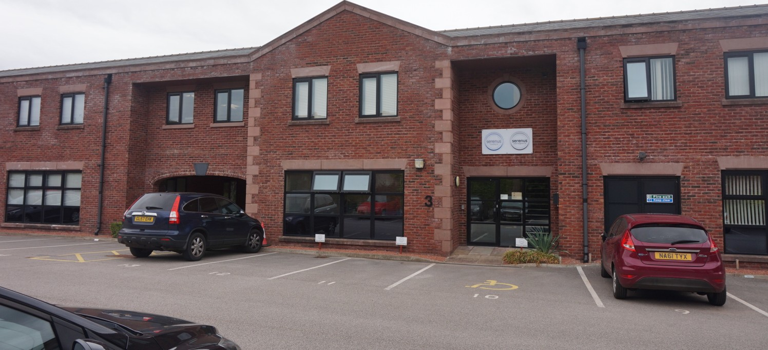 For Sale or To Let - High Quality Self Contained Offices With Car Parking