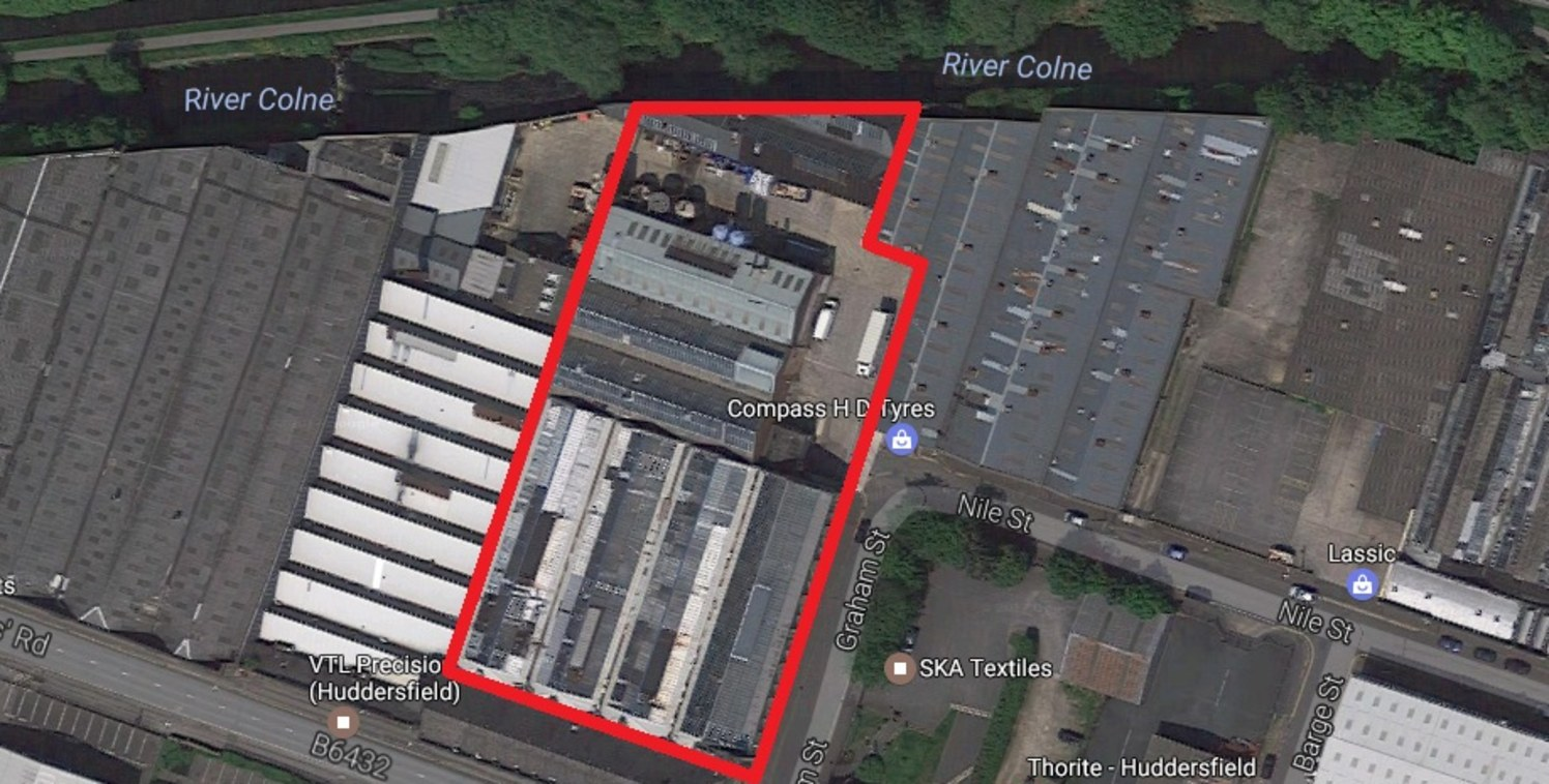The property comprises a series of connecting industrial buildings with integral offices.  The main workshop is a former engineering building with eaves height of approximately 7.83m (24ft) in three bays, with two workshops beyond.  Externally the pr...