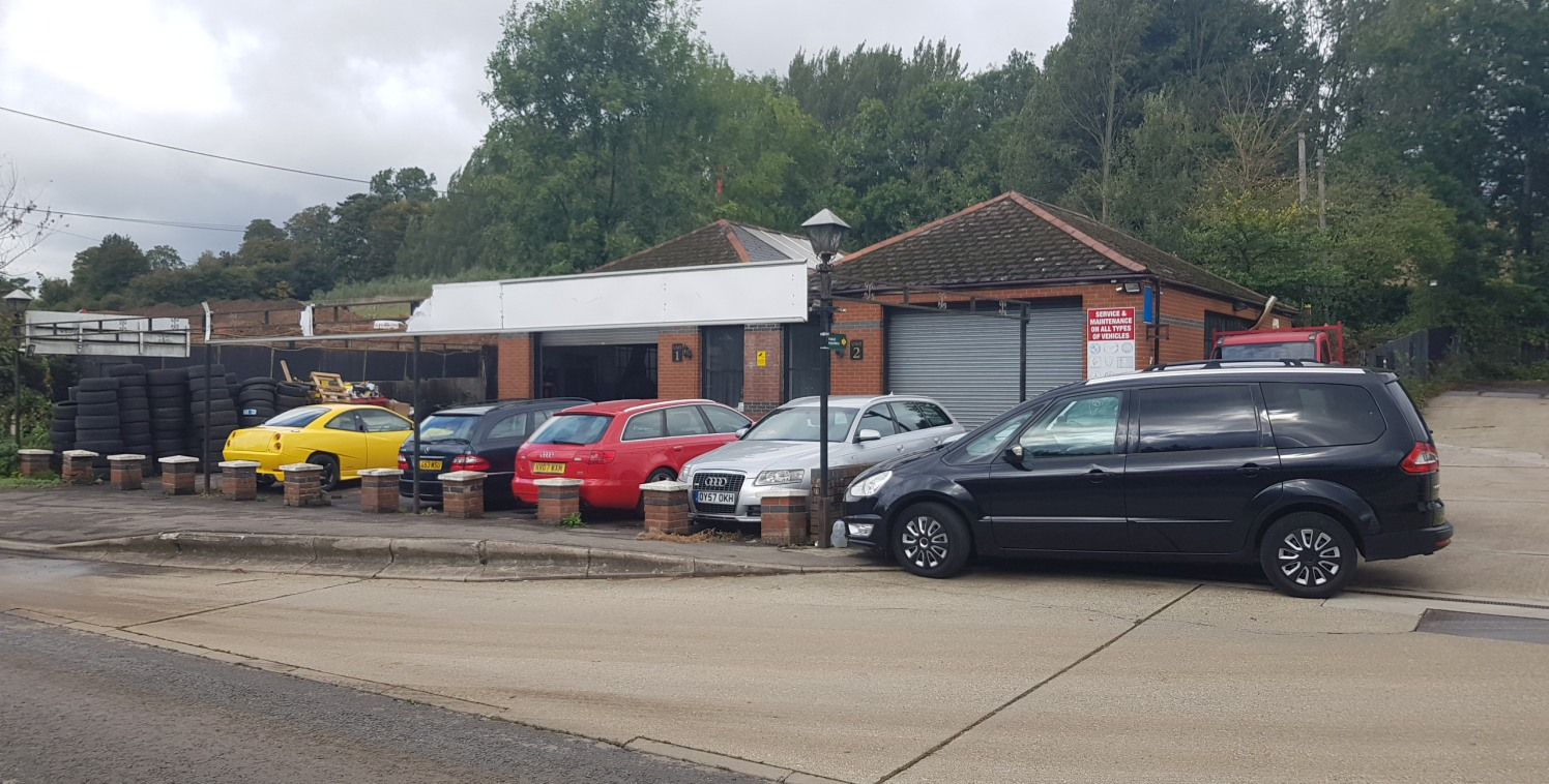 The property has presviously been used as a car sales and showroom operation with van hire and office to the rear.  The car sales area and workshop has space for 16 cars with the workshop being contructed of brick and block with pitched roof. Interna...