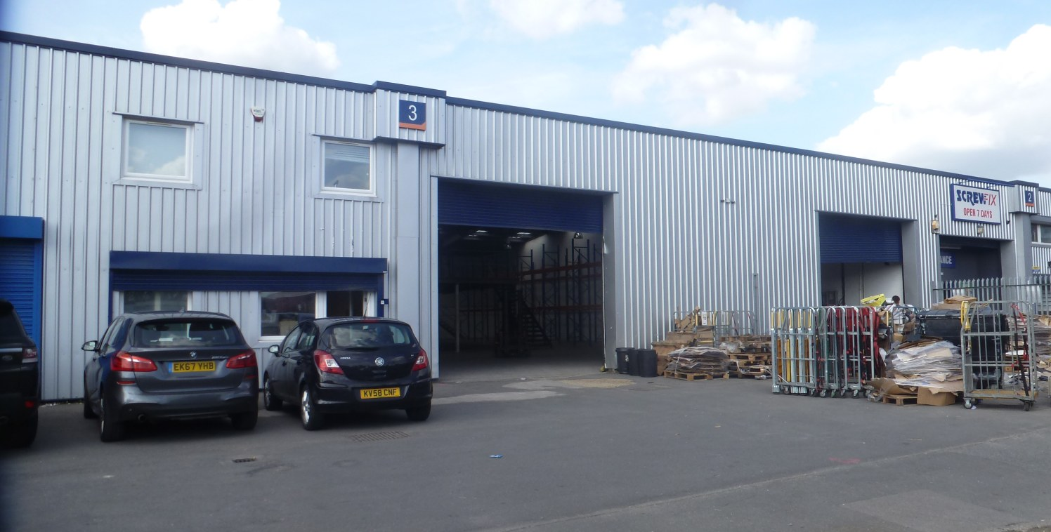 The property comprises a substantial mid terraced light industrial/warehouse unit situated upon the Sterling Industrial Estate between Tool Station and Screwfix.   The property is currently held upon an excluded lease dated 30th April 2014 for a term...