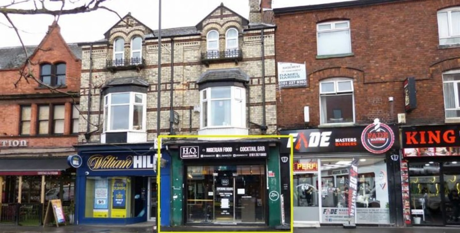 The property comprises a fully fitted restaurant unit. The ground floor accommodation is fitted out to a high standard being largely open plan in layout. The basement comprises a fully fitted kitchen.  The property is currently tenanted on a 10 year...