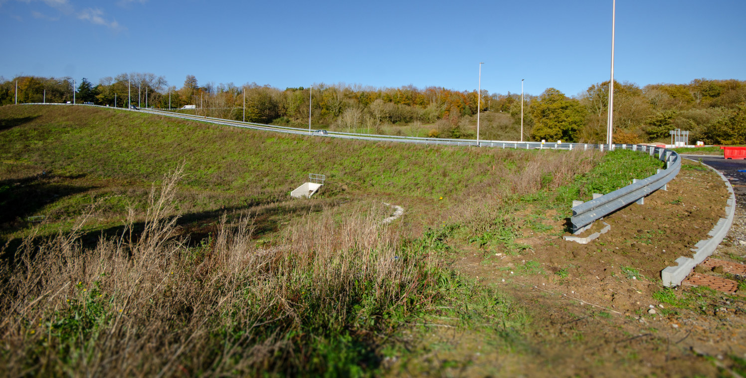 1.416 hectares (3.5 acres) site allocated for development   (subject to planning) FOR SALE