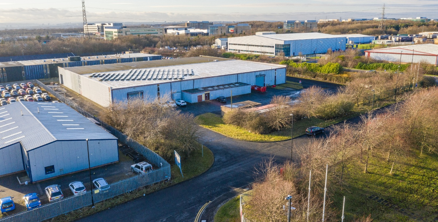 50,782 sqft. Available June 2019. Detached Production/Warehouse Unit. Subject to Refurbishment.