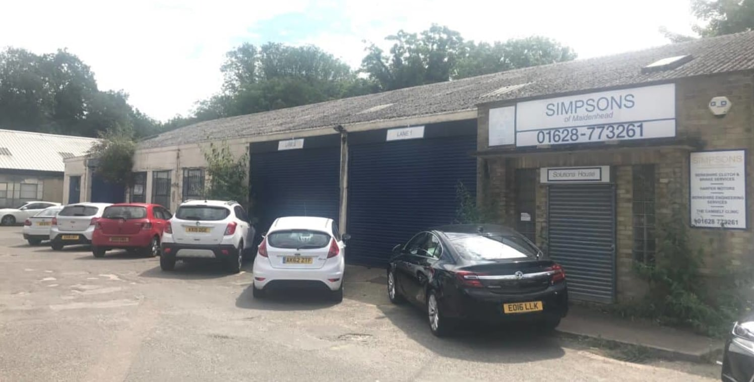 Boyn Valley Industrial Estate is located close to Maidenhead town centre and within easy walking distance of the station, providing services to London Paddington. The accommodation comprises industrial space currently benefitting from numerous vehicl...